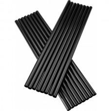 Austraw Regular Straw Black 5000 Pack