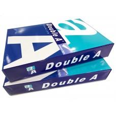 Double A A4 Copy Paper - 5 reams per carton