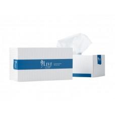 Livi Essentials Facial Tissue 2 PLY 200s - 30 units per carton