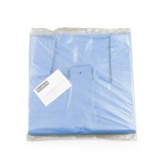 ClubCo Singlet MDPE T Bags Jumbo Premium (blue)